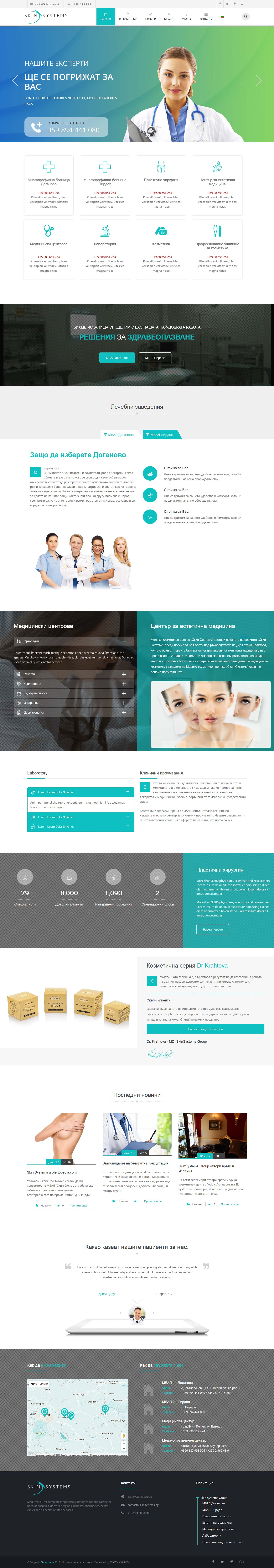 Skin Systems